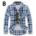 Mens Flannel Shirts XXL