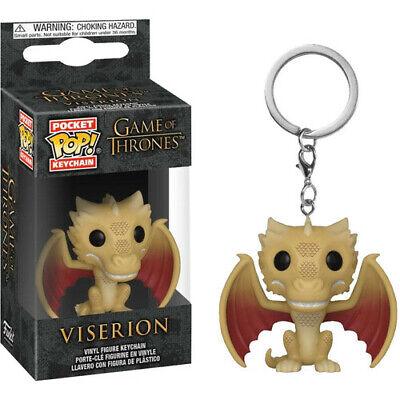 Game of Thrones Viserion Pocket Pop! Keychain