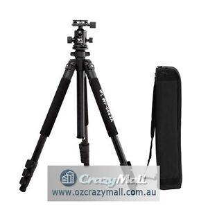 Camera Tripod Digital DSLR Ball Head Alloy Magnesium Light Melbourne CBD Melbourne City Preview