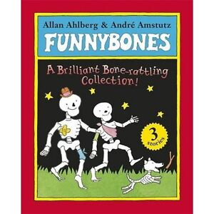 Funnybones Bone Rattling Collection Ahlberg Puffin Books Paperbac. 9780141333571