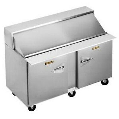 Traulsen Upt6012lr-0300 60 Refrigerated Counter- Hinged Leftright