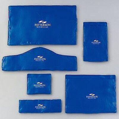 Pac Cold Pack - Sammons Preston - Patterson Medical Reusable Cold Packs-Pacs - Blue - Latex Free