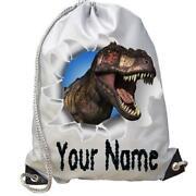 Dinosaur School Bag