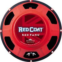 """Wanted 12"""" Eminence Red Fang Speaker"""