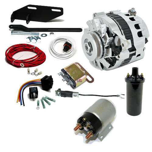 Chevy 6 To 12 Volt Conversion Kit 1948 1949 1950 1951 1952