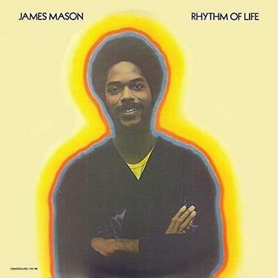 James Mason - Rhythm Of Life NEW Sealed Vinyl LP Album Reissue