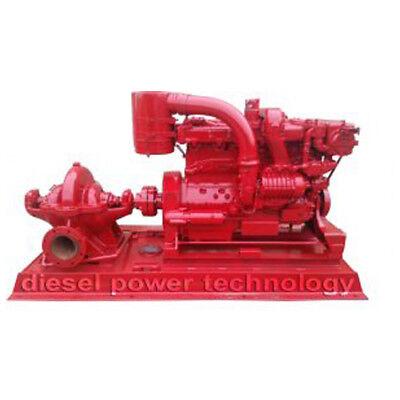 Komatsu 65 Used Diesel Engine Complete Engine