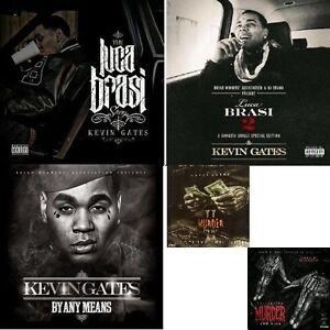 KEVIN GATES 5-CD-