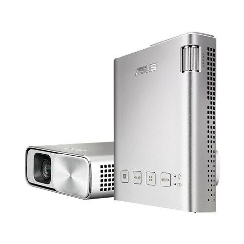 ASUS ZenBeam E1 Projector 150 Lumens 6000mAh Battery 5-hour Projection (RENEWED)