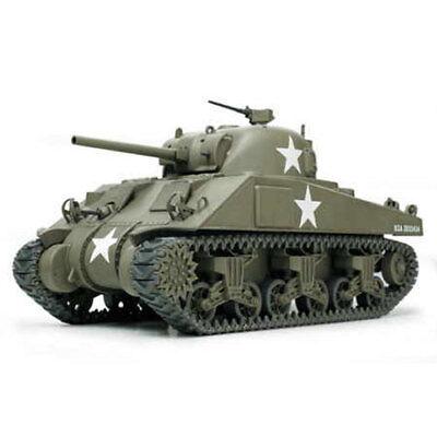 TAMIYA Military Kit 1:48 32505 US M4 Sherman Tank early Production
