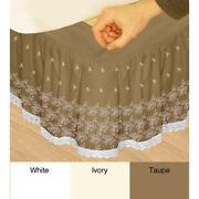Adjustable Bed Skirt