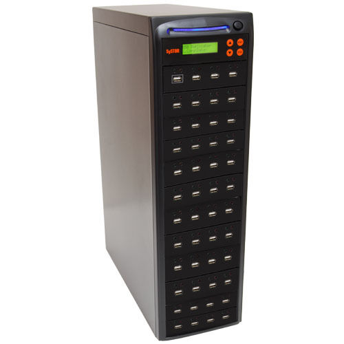 Systor 1-47 Usb Memory Stick Duplicator Jump Drive Wiper Copy Flash Media Data