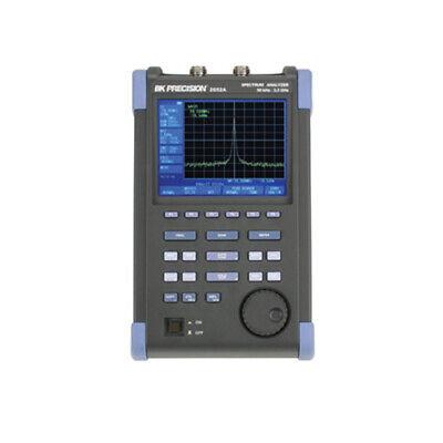 Bk Precision 2652a Spectrum Analyzer With Tracking Generator 50 Khz 3.3 Ghz