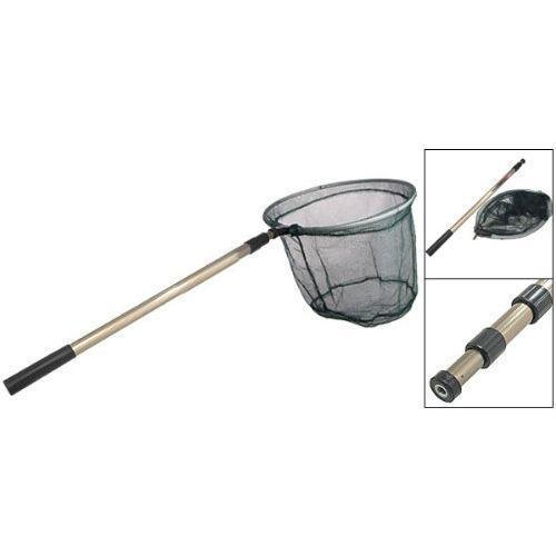 Folding landing net fishing ebay for Collapsible fishing net