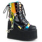 Wedge Clear Casual Boots for Women