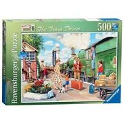 Train Jigsaw Puzzles