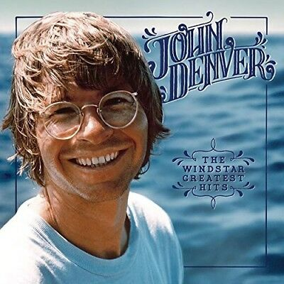 John Denver   The Windstar Greatest Hits  New Vinyl Lp  Digital Download