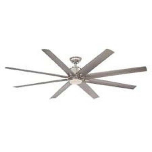 Home Decorators Collection Kensgrove 72 in. Brushed Nickel L