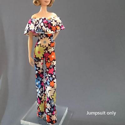 Dolls jumpsuit for Barbie,Tall barbie, FR,Silkstone,Vintage barbie-  No.0105