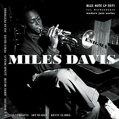 Miles Davis   Enigma  New Vinyl  10