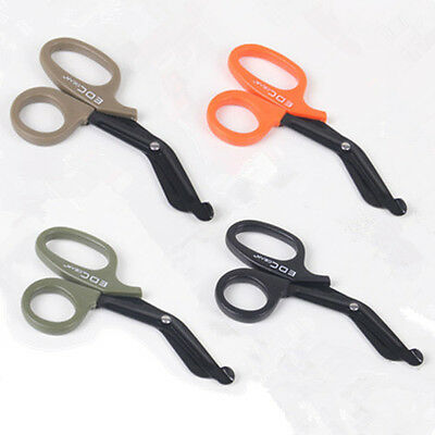 Tactical Military EDC Medical EMT Scissor Bandage Paramedic Emergency Shears US