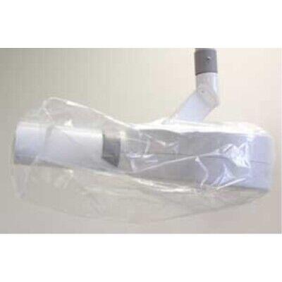 Tidi 15 X 26 X-ray Head Protectorssleeves Clear Box Of 250