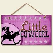 Cowgirl Decor