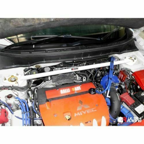 For Mitsubishi ASX 2.0 2010 Ultra Racing 2Points Front Strut Bar (UR-TW2-1922)