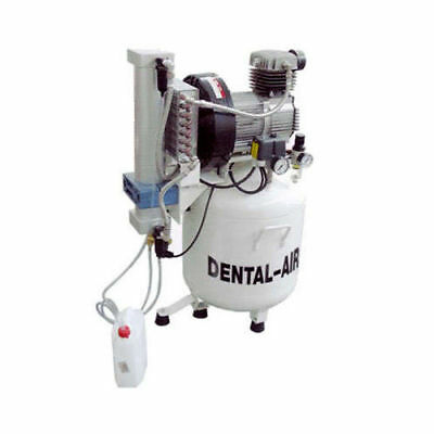 Silentaire Da-2-50-57 Dental Air Compressor With Dryer