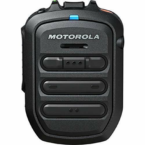 PMMN4127 Bluetooth Speaker Microphone for TLK100 & TLK150 PoC Two Way Radios
