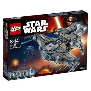 LEGO Star Wars StarScavenger 75147 BRAND NEW FIRM