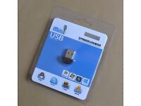 Mini USB 2.0 Microphone Audio Adapter Driver Free for MSN PC Notebook
