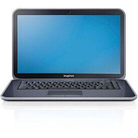 Dell inspiron 15z 5523 - TOUCH Screen Laptop - i5-3337U 8Gb 500Gb HDD 32Gb SSD