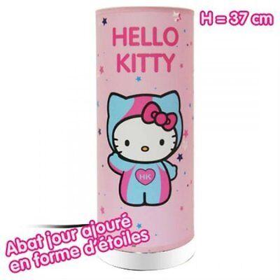 XL Hello Kitty Nachttischlampe Tischlampe Nachtlicht Kinderlampe Lampe Kitti ()