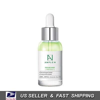 [ AMPLE:N ] Peeling Shot Ampoule 30 ml (1.01 fl.oz)