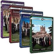 Downton Abbey Season 1 2 3
