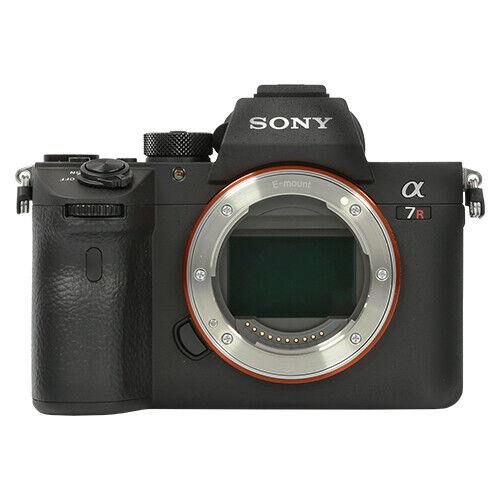 Sony Alpha a7R IV Mirrorless 61MP 4K Digital Camera Body - ILCE7RM4/B
