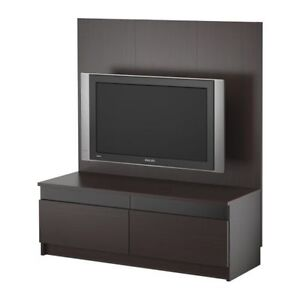 Almost Free IKEA Benno Entertainment Unit TV Bench with Drawers