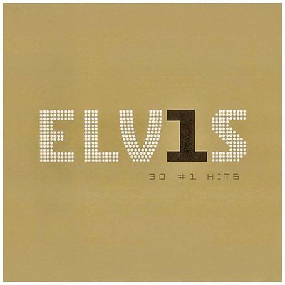 ELVIS PRESLEY - 30 #1 HITS 2 X VINYL LP (GREATEST HITS/VERY BEST OF/NUMBER ONES)