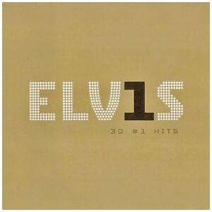 ELVIS PRESLEY - 30 #1 HITS CD (GREATEST HITS/VERY BEST OF/NUMBER ONES)