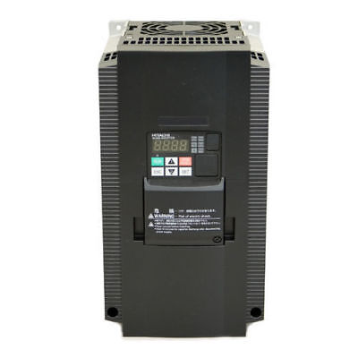 Hitachi Wj200-055lfvariable Frequency Drive 7.5 Hp 230 Vac Three Phase Input