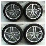 Mercedes Wheels and Tyres