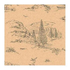Toile Wallpaper Ebay