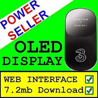 HUAWEI E585 3G Mobile Broadband USB/WIFI Router/HotSpot/Modem/Wireless/Dongle BN