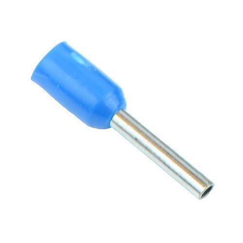 Light Blue 0.25mm Bootlace Ferrule - Pack of 100
