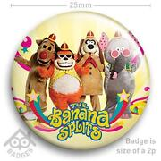 Badges Banana