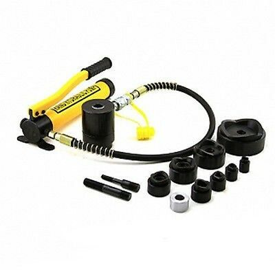 Hydraulic Power Conduit Hole Puncher Knock Out Knockout Tool Electrical Punch