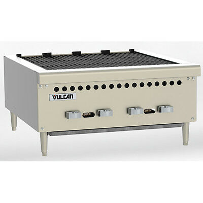 Restaurant Series Gas Radiant Charbroiler - 25-14w