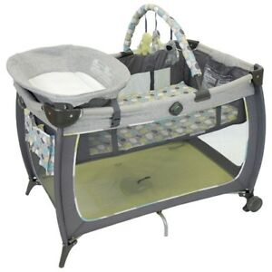 Safety First Prelude Play Yard - Grey-BRAND NEW IN BOX
