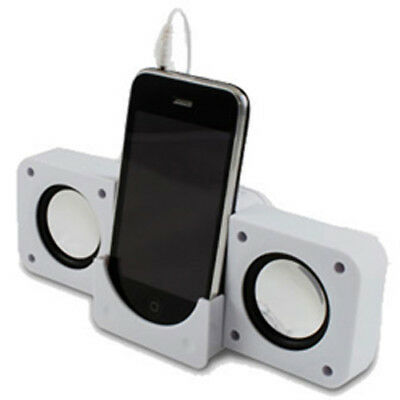 Mini Soundstation Lautsprecher Speaker Boxen für Handy Smartphone MP3 MP4 Player